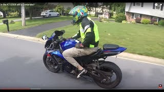 10. Is the 07 too old for the Suzuki GSXR???