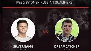 SilverName vs Dreamcatcher, game 1