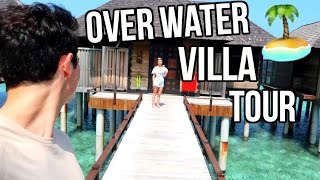 YAY NEW VLOG! OVER WATER VILLA TOUR! MALDIVES! Buy Sierra's Book LIFE UPLOADED: http://bit.ly/SierraFurtadoBook … Follow Sierra's MAIN Channel: ...