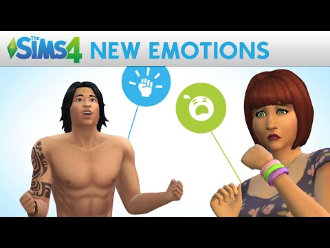 The Sims - In The Sims 4, you control unique Sims full of life. See the wide range of new emotions in our official trailer. Learn more: http://bit.ly/UsEnJV For the first time, you control your Sims'...