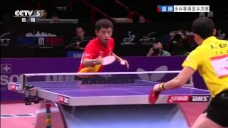 Table Tennis Highlights, Video - 2013 WTTC (ms-sf) ZHANG Jike - XU Xin [HD] [Full Match/Chinese]