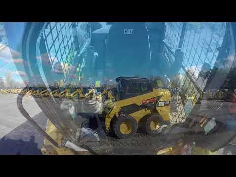 CATERPILLAR SKID STEER LOADERS 236D equipment video Lnw-g_9Exug