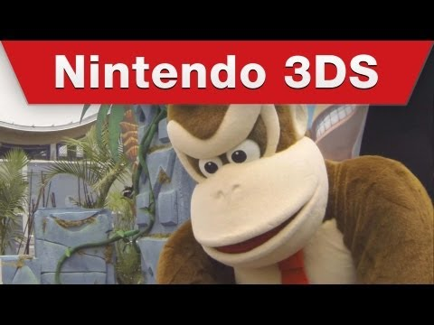 3DS - Donkey Kong Country Returns 3D for Nintendo 3DS launches May 24th! Official Site: http://donkeykong.nintendo.com/ Like Wii U on Facebook: http://www.facebook...