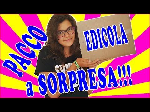 PACCO EDICOLA a SORPRESA (by Giulia Guerra) (видео)
