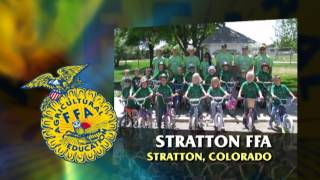 Stratton (CO) United States  city photos gallery : FFA Chapter Tribute - Stratton FFA, Colorado