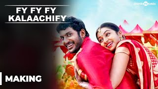 Fy Fy Fy Kalaachify - Pandiyanaadu Video Song