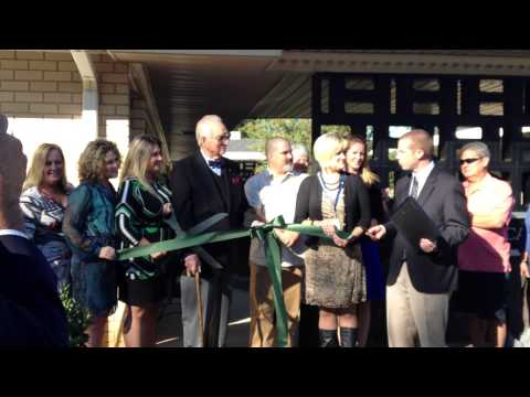 Compassionate Care Hospice Ribbon Cutting