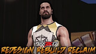 """Just wanted make a video  to see how it would look if Seth Rollins made his entrance with the unused theme """"Redesign Rebuild Reclaim'  by Downstait in WWE 2K17! Would you prefer his current theme or his unused theme?If you guys appreciate all the hours and hard work I put into these videos, you have the option to donate to me to support me even more! Donate Link: https://streampro.io/tip/jules1451Show some love by leaving a like, sharing and subscribing for more awesome videos like these!OUTRO MUSIC: Undertaker's Rollin Theme Cover by JAYDEGARROWJAYDEGARROW's YouTube: https://www.youtube.com/channel/UCit4zHRRYaU5Og8ZHqvA7jQFOLLOW ME HERE:Facebook: https://www.facebook.com/julian.rosado.14Twitter: https://twitter.com/Jules1451Instagram: https://www.instagram.com/jules1451/Snapchat: @Jules1451Want to see more WWE 2K16 & WWE 2K17 Content? Visit this link for more! http://www.thesmackdownhotel.com"""