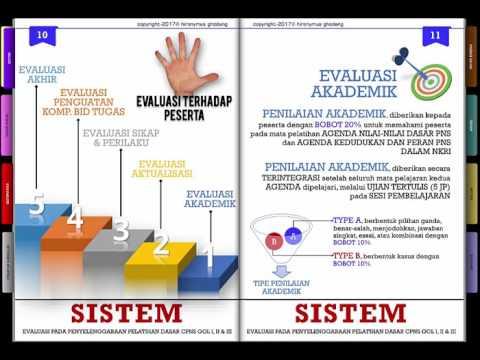 Bahan Paparan Pelatihan Dasar CPNS Golongan I, II dan III