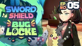 MARNIE and MORPEKO! Pokemon Sword and Shield BugLocke | Episode 5 by aDrive
