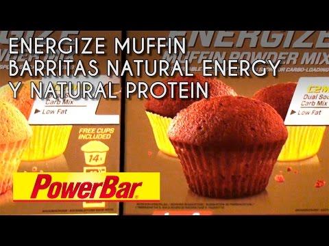Mercado al día BikeZonaTV - Nuevas Muffins y Barritas Energy