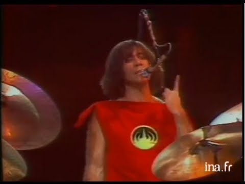 MAGMA 15 Oct 1978 - Théâtre de l'Empire à Paris - French TV (Good Quality) (видео)