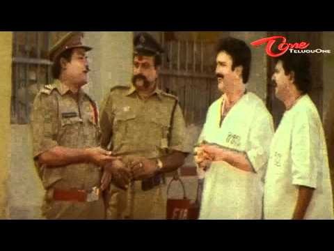 Sudhakar Funny Dialogues With Thanikellabharani In Jail
