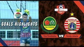 Download Video Tira Persikabo (5) vs Persija Jakarta (3) - Goal Highlights | Shopee Liga 1 MP3 3GP MP4
