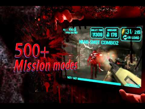 Video of GUN ZOMBIE : HELLGATE