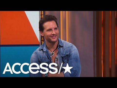 Peter Facinelli Takes On 'S.W.A.T.' & Talks Co-Parenting With Jennie Garth | Access