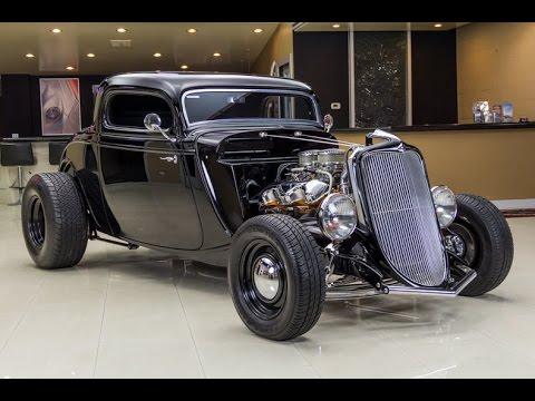 1933 Ford 3 Window Vanguard Motor Sales
