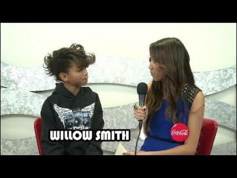 Willow Smith Talks About Her Best New Year's Eve - NYRE 2011
