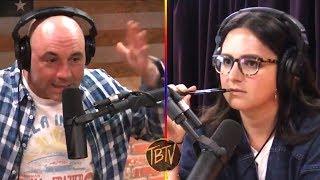 Bari Weiss NY Times Journalist Flunks Joe Rogan's Podcast