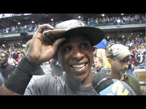 nl central - The Milwaukee Brewers won the 2011 NL Central title on Friday, September 23rd. Here is some of the best video that didn't make the final stories and a couple...