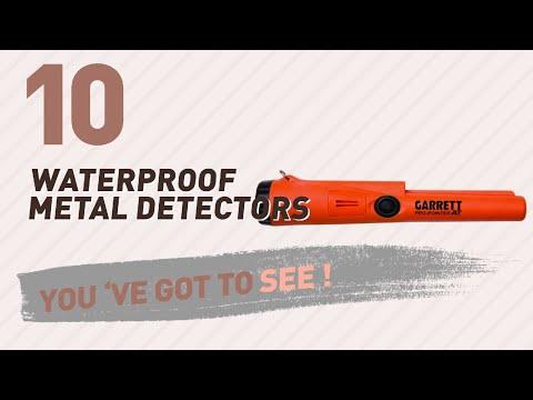 Waterproof Metal Detectors // New & Popular 2017