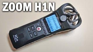ZOOM H1N. Тест и сравнение с бюджетным диктофоном Yulass