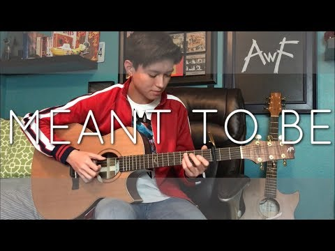 Video Bebe Rexha - Meant to Be (ft. Florida Georgia Line) - Cover (fingerstyle guitar) download in MP3, 3GP, MP4, WEBM, AVI, FLV January 2017