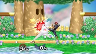 Hype TAS Battle: Captain Falcon vs. Mewtwo