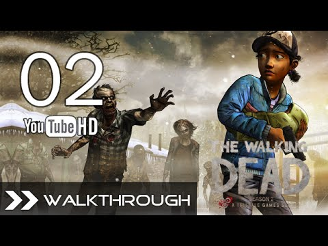 The Walking Dead : Saison 2 : Episode 5 - No Going Back Playstation 4