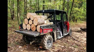 4. #262 FIVE REASONS POLARIS RANGER CREW, is perfect for us!