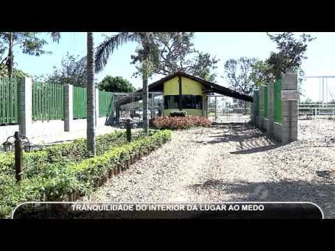 Onda de assaltos em Aragoiania
