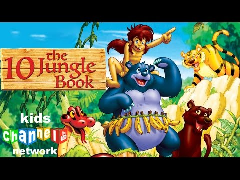 The Jungle Book - Episode 10 - Animated Series | Kids Channel Network