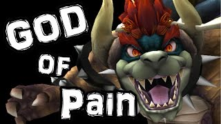 """GOD of Pain"" 