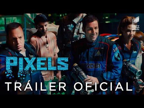 PIXELS. Tráiler Final Oficial HD en español. Ya en cines.