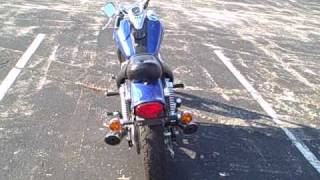 7. 2005 Kawasaki Vulcan 500