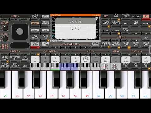 Video Aaye Ho Meri Zindagi Mein Instrumental Mobile Piano ORG2018 download in MP3, 3GP, MP4, WEBM, AVI, FLV January 2017