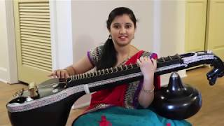 Video Rangamma Mangamma || Veena Cover || Rangasthalam Songs || MM Mansi || Ram Charan, Samantha MP3, 3GP, MP4, WEBM, AVI, FLV Juli 2018