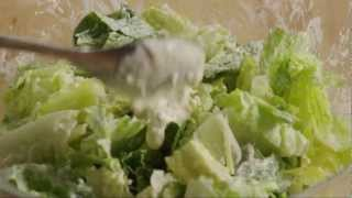 How to Make Caesar Salad Supreme