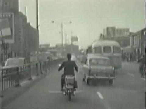 極為珍貴難得一見!1960年代的台北市歷史與風貌(紀錄片)