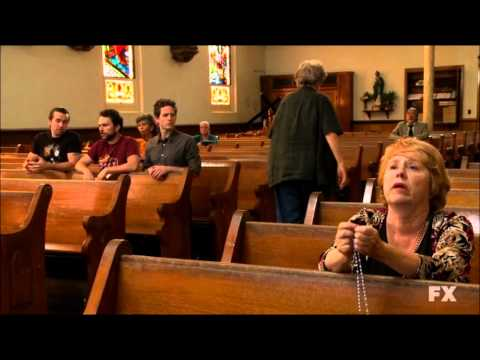 It's Always Sunny - Charlie At Church