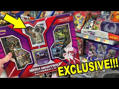 FOUND A LIMITED EDITION TOYS R US POKEMON CARDS BOX! Opening