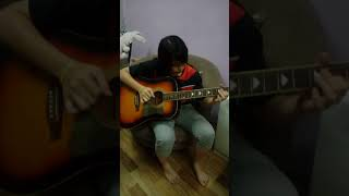 Dawn David Sehling fingerstyle cover by AlisonAlly