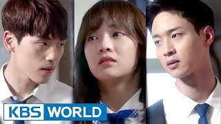- Showtime : Every Tue&Wed 21:50 (UTC+9, Seoul)- Starring: Kim SeJeong, Kim JungHyun, Jang DongYoon------------------------------------------------Subscribe KBS World Official YouTube: http://www.youtube.com/kbsworld------------------------------------------------KBS World is a TV channel for international audiences provided by KBS, the flagship public service broadcaster in Korea. Enjoy Korea's latest and the most popular K-Drama, K-Pop, K-Entertainment & K-Documentary with multilingual subtitles by subscribing KBS World official YouTube.------------------------------------------------대한민국 대표 해외채널 KBS World를 유튜브에서 만나세요. KBS World는 전세계 시청자에게 재미있고 유익한 한류 콘텐츠를 멀티 자막과 함께 제공하는 No.1 한류 채널입니다. KBS World 유튜브 채널을 구독하고 최신 드라마, K-Pop, 예능, 다큐멘터리 정보를 받아보세요. ------------------------------------------------[Visit KBS World Official Pages]Homepage: http://www.kbsworld.co.kr Facebook: http://www.facebook.com/kbsworldTwitter: http://twitter.com/kbsworldtv Instagram: @kbsworldtvLine: @kbsworld_asiaKakaoTalk: @kbs_world (http://plus.kakao.com/friend/@kbs_world)Google+: http://plus.google.com/+kbsworldtv[Download KBS World Application] ■ IOS Download : http://apple.co/1NktctW ■ Android Download : http://bit.ly/1NOZFKr