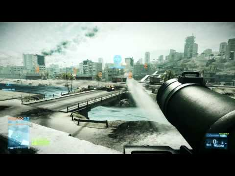 Battlefield 3 - Strike At Karkand : vidéo gameplay