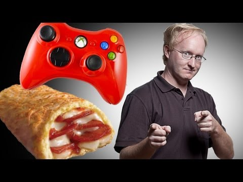 Ben Heck - Xbox Controller Hot Pocket Dispenser