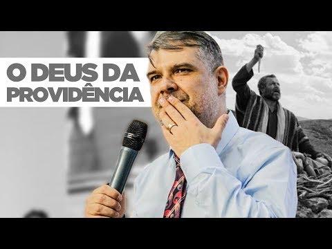 Ap Rodrigo Salgado 2018 I Tema: O Deus da Providên
