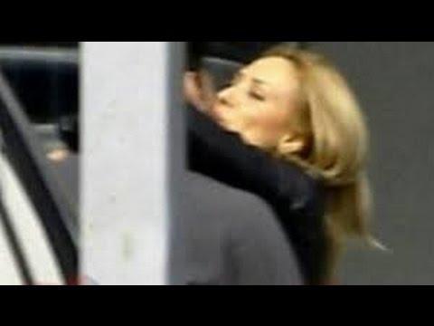 SALMAN KHAN KISSING IULIA VANTUR In Dubai SPOTTED