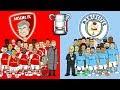 🏆ARSENAL vs MAN CITY - the FINAL!🏆 (Carabao Cup League Final Preview 2018)