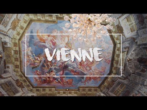 Vienne - Autriche - Road Trip en Europe Centrale видео