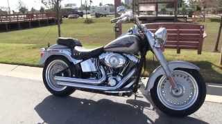 2. Used 2009 Harley Davidson FLSTF Fat Boy